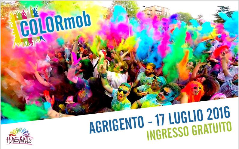 COLORmob Agrigento 2016
