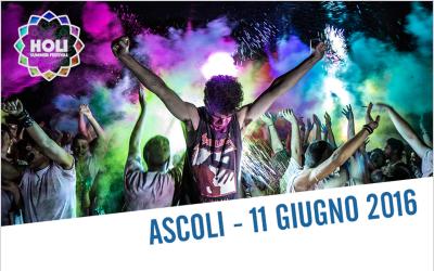 Holi Summer Festival Ascoli 2016