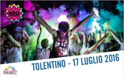 Holi Summer Festival Tolentino 2016
