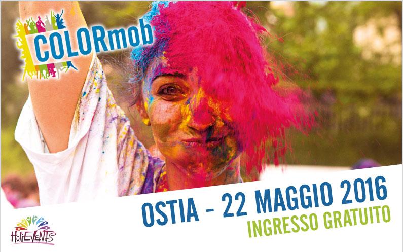 COLORmob Ostia 2016