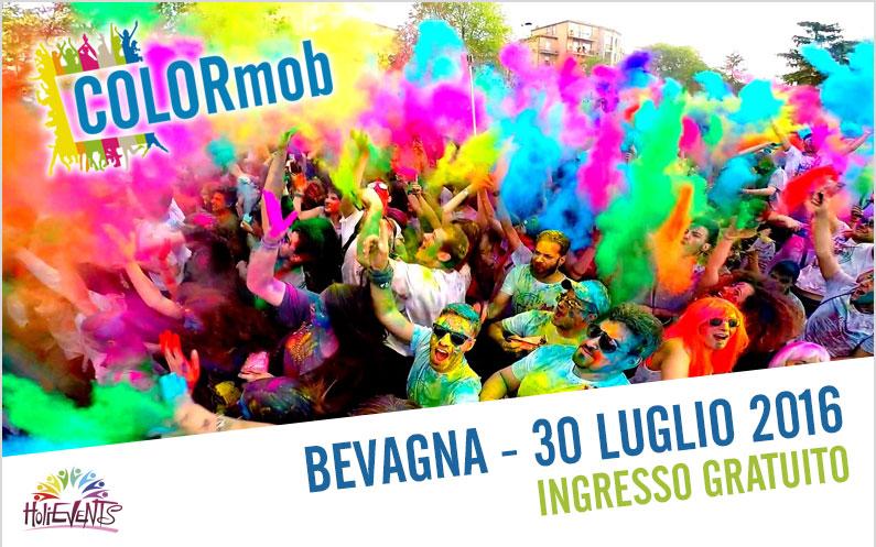 COLORmob Bevagna 2016