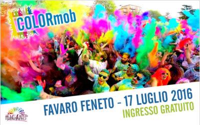 COLORmob Favaro Veneto 2016
