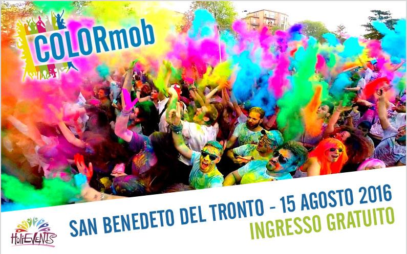 COLORmob San Benedetto del Tronto 2016