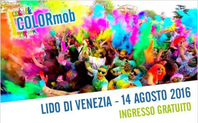 COLORmob Lido di Venezia 2016
