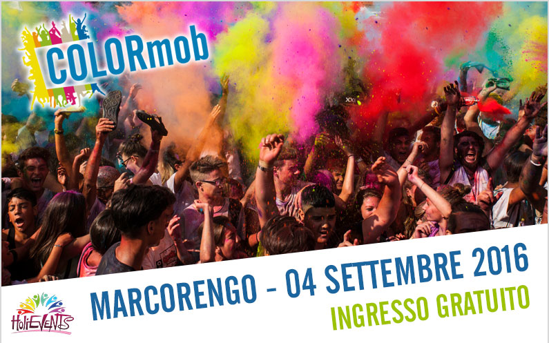 COLORmob Marcorengo 2016