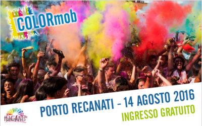 COLORmob Porto Recanati 14 Agosto 2016