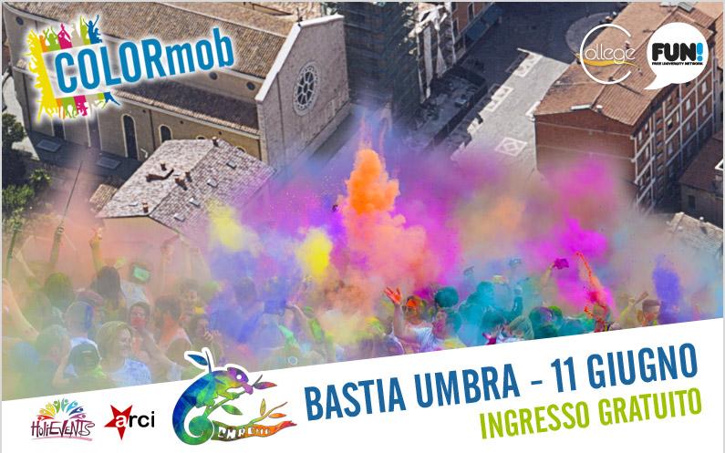 COLORmob Bastia Umbra