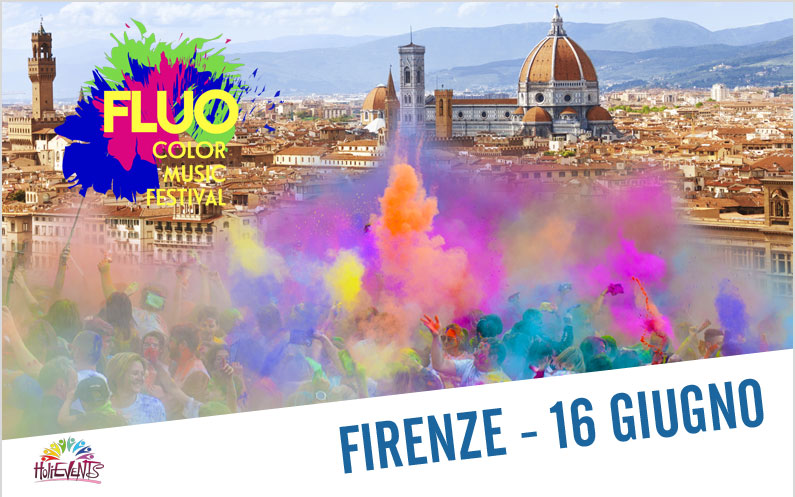 FLUO Color Music Festival