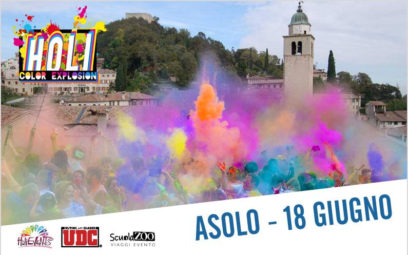 HOLI Color Explosion Asolo