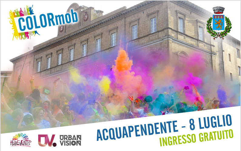 COLORmob Acquapendente