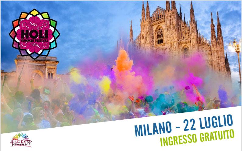 Holi Summer Festival Milano