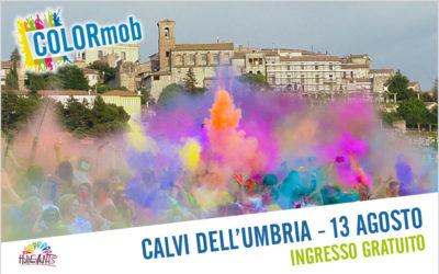 COLORmob Calvi dell'Umbria