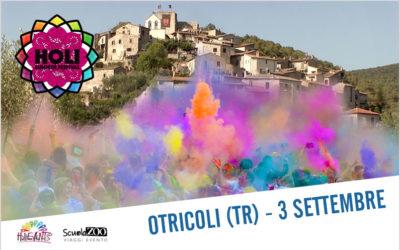 HOLI Summer Festival Otricoli