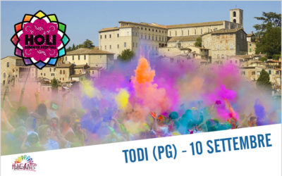 HOLI Summer Festival Todi